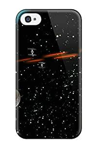 4/4s Scratch-proof Protection YY-ONE For Iphone/ Hot Star Wars Phone Case