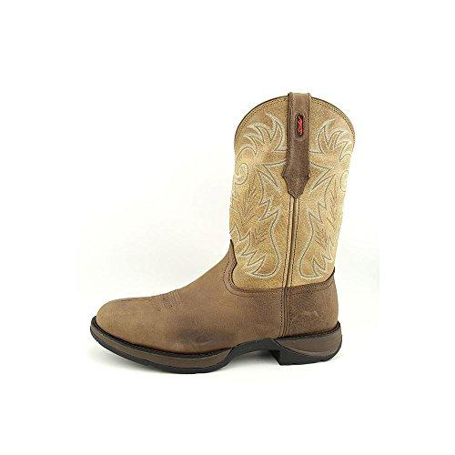 Teal Boots equitazione multicolore Mahogany Stivali 41 Durango uomo da Multicolore FzCHH