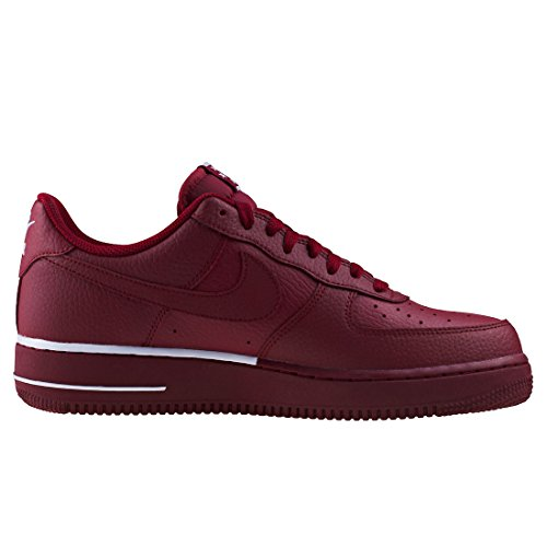 Nike Air Force Rouge 1 '07 Chaussures de Fitness Homme Rouge Force EU Rouge 1db9af