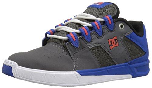 DC Herren Maddo Schuh, EUR: 38.5, Grey/Blue/Grey