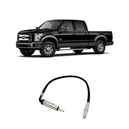 Fits Ford F-250/350/450/550 Truck 2008-2015 Factory to Aftermarket Radio Antenna