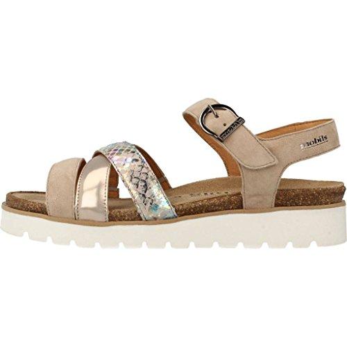 Sandalias y chanclas para mujer, color marr�n , marca MEPHISTO, modelo Sandalias Y Chanclas Para Mujer MEPHISTO M05 6094 Marr�n marr�n