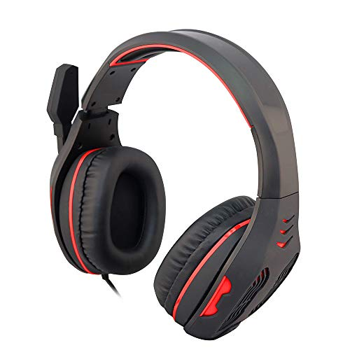 headsets j earle bx 03 usb stereo gaming headset wired pc over ear headphones with microphone. Black Bedroom Furniture Sets. Home Design Ideas