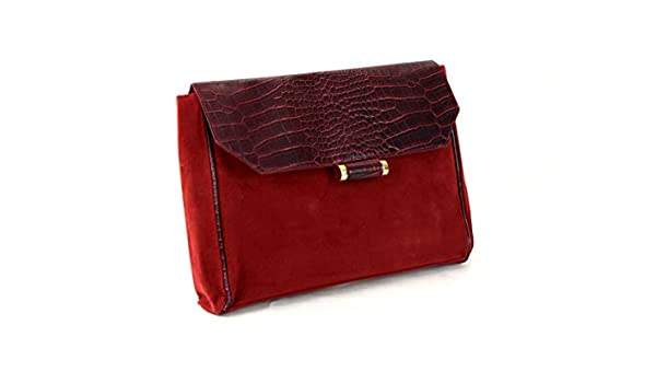 Primark - Cartera de mano para mujer Rojo rojo talla única: Amazon.es: Equipaje