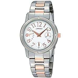 j.spring Dress Watch For Women Analog Stainless Steel - bll003