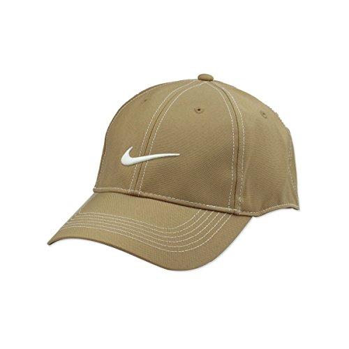 (ナイキゴルフ)NIKE GOLF Swoosh Front Cap. 333114 BEIGE フロント ベージュ 14392