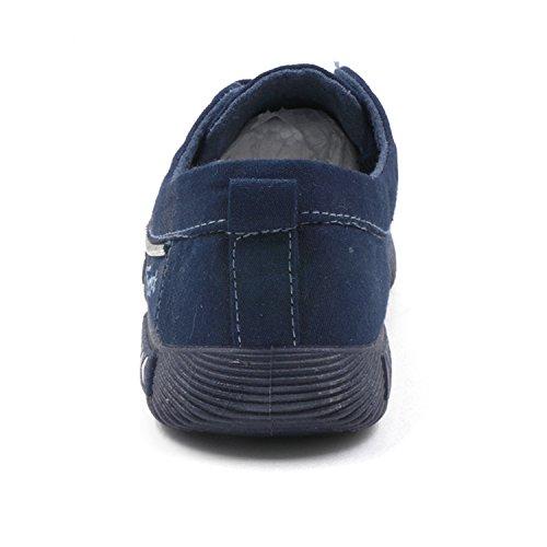 Men Gray Men Shoes Lace Footwear Shoes Male Casual Denim Autumn Canvas Up Spring Plimsolls NEW Breathable SZCqxXqw