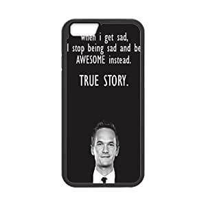 How I Met Your Mother Solid Rubber Customized Cover Case for iPhone 6 plus 5.5 hjbrhga1544