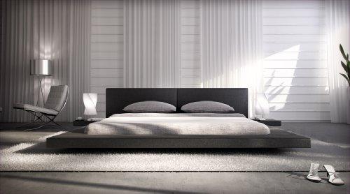 Designer bett  Innocent Designer Bett Pearl schwarz, 180 x 200 cm: Amazon.de: Küche ...