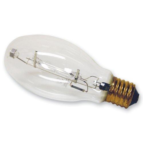 GE Lighting 18902 175-Watt HID Multi-Vapor Quartz Metal Halide Medium Base Light Bulb, by GE Lighting