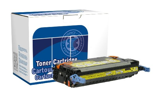 - Dataproducts DPC3800Y Remanufactured Toner Cartridge Replacement for HP Q7582A (Yellow)