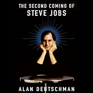 The Second Coming of Steve Jobs Audiobook