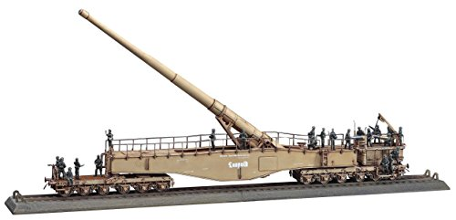 1/72 MT58 German railway gun K5 (E)