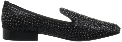 Dolce Satin Vita Womens Womens Dolce Slip On Black Loafer Calleigh Vita wTOpq