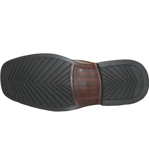 Skoen Kunstnere Elegant Skinn Øvre Menns Oxfords