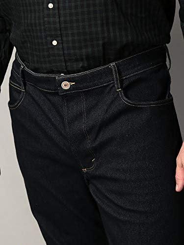 サカゼン EDWIN 大きいサイズ メンズ JERSEYS WILDFIRE ストレッチ ジップフライ ジーンズ ONEWASH