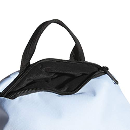 ab31b6f2331 Amazon.com: adidas Classic 3s Backpack, Glow Blue/Black/White, One Size:  Clothing