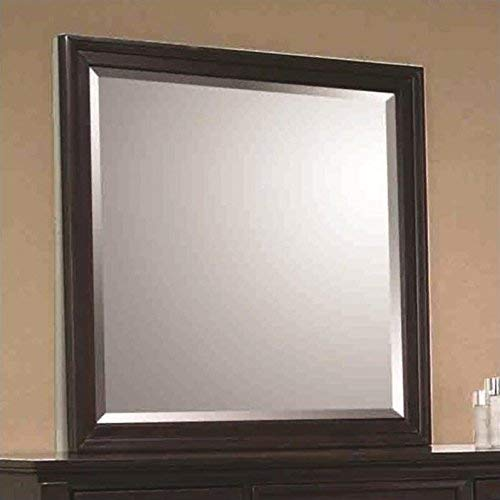 Coaster Home Furnishings Sandy Beach Vertical Dresser Mirror, ()