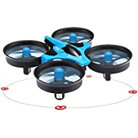 Mini RC Quadcopter,JJRC H36 6-axis Gyro Headless Mode Mini RC Quadcopter RTF 2.4GHz