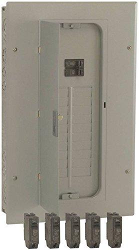 100 Amp Circuit Breaker Box - 8