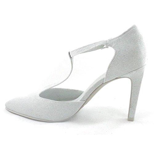Marco Tozzi - Zapatos de vestir para mujer gris gris