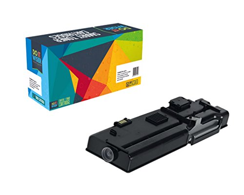 Do it Wiser Compatible High Yield Toner Cartridges Replacement for Dell C2660 C2660dn C2665dnf 5-Pack Photo #5