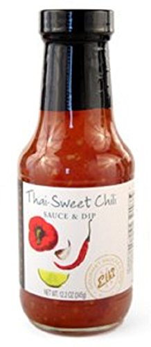 - Elki's Gourmet Thai Sweet Chili Dip, 12.2 Ounce