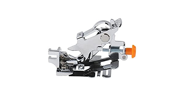 SmileyEU Ruffler máquina de coser pie para bajo vástago Toyota - Máquina de coser: Amazon.es: Hogar