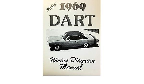 chrysler engine schematics 1969 dodge dart factory electrical wiring diagrams   schematics  1969 dodge dart factory electrical