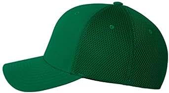 6533 Flexfit Ultrafibre Tactel and Mesh Cap - Small/Medium (Green)