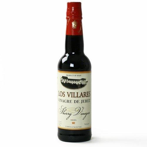 Sherry Vinegar by Los Villares (12.7 (Jerez Sherry)