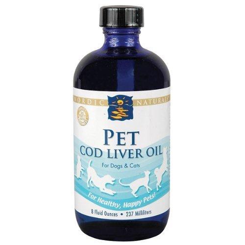 Nordic Naturals - Pet Cod Liver Oil - 8oz