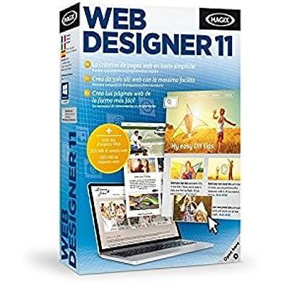 MAGIX Web Designer 11 - Software De Creación De Páginas Web