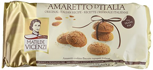 Vicenzi Amaretto Cookies Tray, 7.05 Ounce -