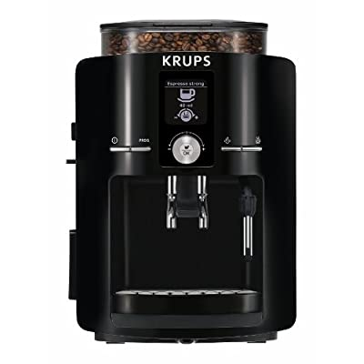KRUPS EA8250 Espresseria Fully Automatic Espresso Machine