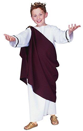 Caesar The Great Boys Caesar Costume sz Medium 8-10 - Caesar The Great Costumes