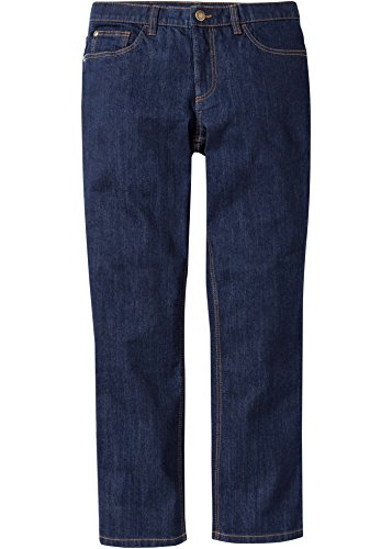 Herren Stretch-Jeans STRAIGHT, 217582 in Blau