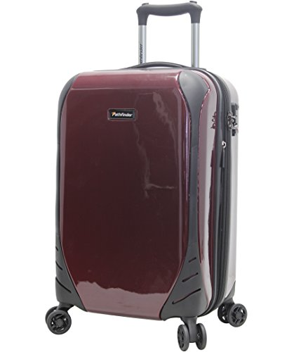 Case 21 Spinner (Pathfinder Aviator Luggage Small 21