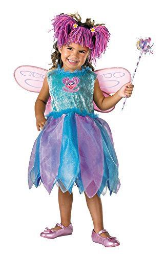 SALES4YA Baby-Toddler-Costume Abby Cadabby Deluxe Toddler Costume 3T To 4T Halloween -