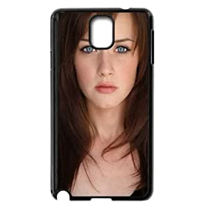 Celebrities Alexis Bledel Samsung Galaxy Note 3 Cell Phone Case Black phone component AU_576242