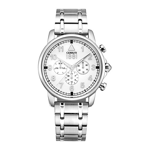 Cerruti 1881 CRA081SN01MS men's quartz wristwatch