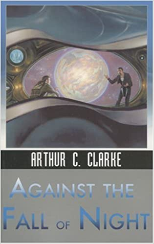Book Against the Fall of Night (Ibooks Science Fiction Classics)