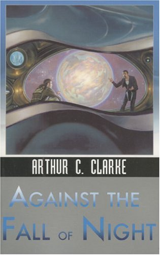 Book cover for Against the Fall of Night