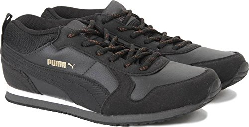 dd2f31db7c07 Puma Men s Black-Asphalt Sneakers-8 UK India (42 EU) (4056207279349 ...