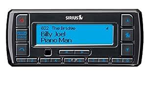 SiriusXM Satellite Radio SSV7V1 Stratus 7 Satellite Radio (Black)