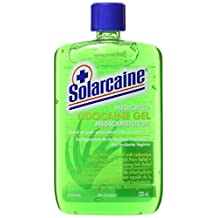 Solarcaine Medicated Lidocaine Gel 220 ml