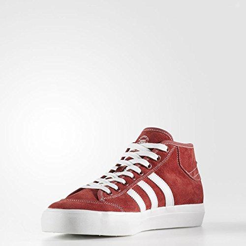 adidas Matchcourt Mid Shoes Multicolor - Mens Skateboarding Red SJmBF