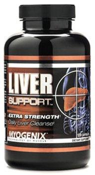 Myogenix Liver Fix Detoxification & Regeneration, Capsules 120 ea