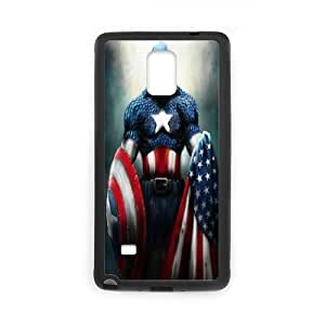 Generic Case Captain America For Samsung Galaxy Note 4 N9100 G7Y6658007