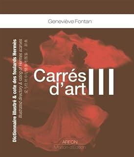 Carrés d art   Dictionnaire illustré   cote des foulards Hermès Tome 3 40960bd27f7